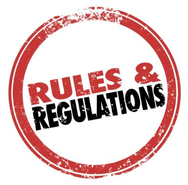 Rules&Regulations pic